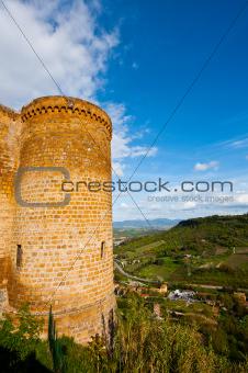 Castle Orvieto