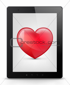 Heart Tablet