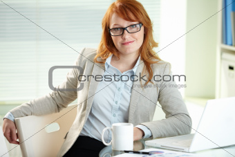 Office worker