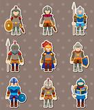 knight stickers