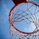 Basket for basketbal
