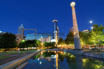 Centennial Olympic Park