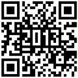 2013 New Year counter, QR code vector.