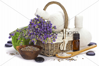 lavender spa