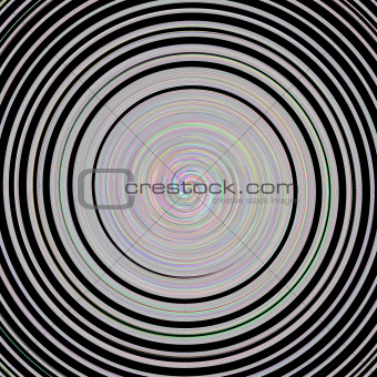 Abstract spiral texture