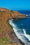 Northen coast of Tenerife, in Canary Islands, Spain