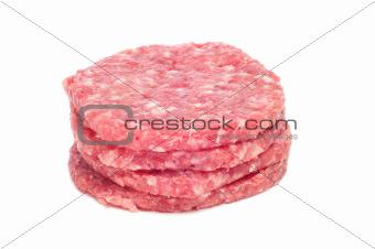 raw burgers