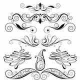 Set Of Decorative Design Elements