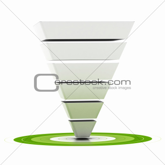 sales funnel or marketing funnel