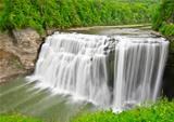 MIddle Waterfalls - Letchworth State park