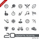 Sports Icons // Basics