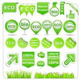 Green Eco Design Elements