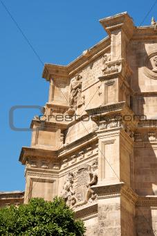 Monastery and Church of Saint Jerome in Granada