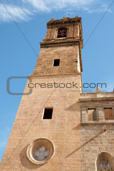 Santos Juanes church in Valencia