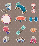 sport element stickers