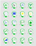 concept, symbolizing the different types of energy