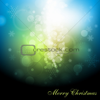 Abstract X-mas background
