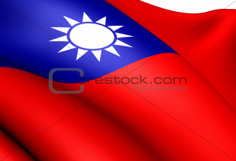 Flag of Taiwan