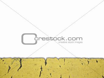 frame of yrllow line