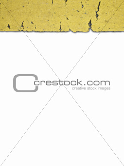 Frame yellow line