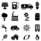 Eco and environment icons