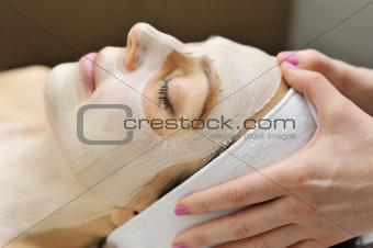beauty facial treatment