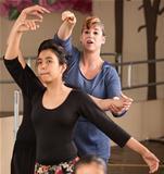 Busy Ballet Teacher