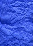 Blue silk paper