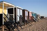 Beach Huts, Thorpe Bay