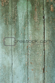 Backgrounds collection - The old paint on boards