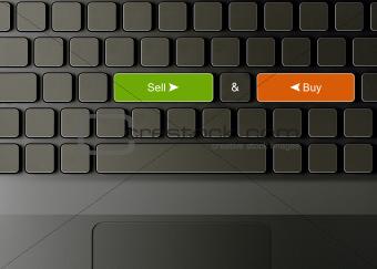 conceptual keyboard