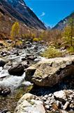 River in Piedmont