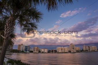 Sarasota, Florida Sunset