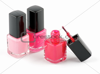Bright Nail Varnish