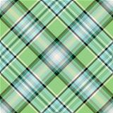 Repeating green pattern