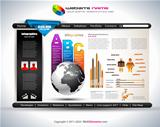 Hitech Website - Elegant Design for Business