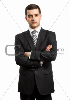 Man Businessman In Suit