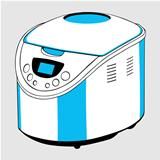 Electric bread maker