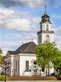 Church in Saarbruecken