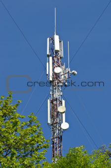 Cellphone Transmitter Tower