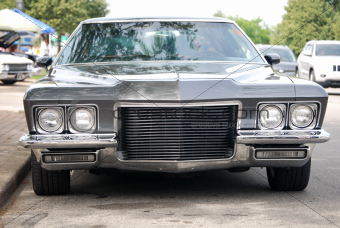 A Classic Buick Riviera
