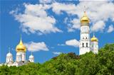 Cathedrals of Moscow Kremlin