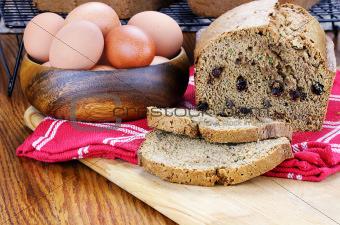 Fresh Zucchini Bread 2