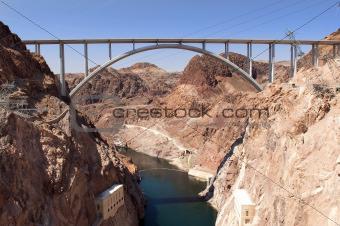 Colorado River Bridge