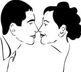 man and woman nose to nose with a smile.jpg