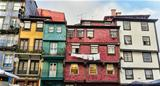 Old houses, Porto, Portugal