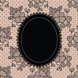 Black elegant doil