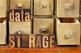 data storage concept