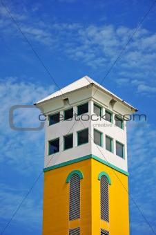 Tower from Nassau - Bahamas