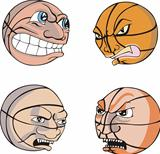 Funny Basketballs